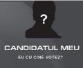 Candidatulmeu.ro te invita sa votezi bine, pentru tine.