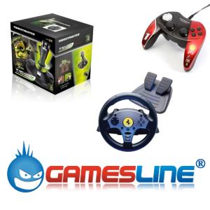 gamesline. Accesorii Thrustmaster
