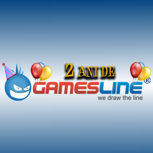 platforma e-commerce. GamesLine-2 ani