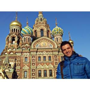 sankt petersburg. Tenorul roman Bogdan Mihai debuteaza pe scena marelui Teatru Mikhailovsky, de la Sankt Petersburg