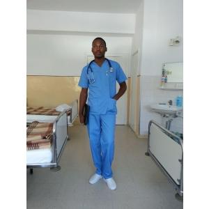 cardiolog. Ajutor umanitar