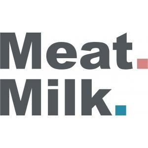 conferi. Logo Meat&Milk 2013
