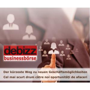 debizz. Invitatie la DeBizz Businessbörse