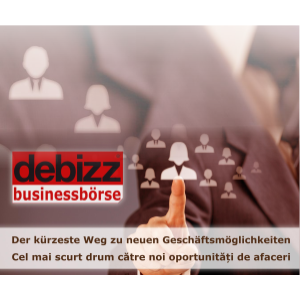 boerse. Invitatie la eveniment de business networking,DeBizz Businessbörse