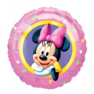 piniata minnie. Balon folie metaliazata Minnie Mouse