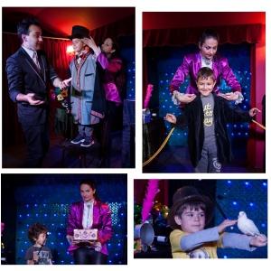 Teatrul de Magie vă aşteaptă în fiecare weekend la Casa Magicianului - Programul lunii iunie 2018