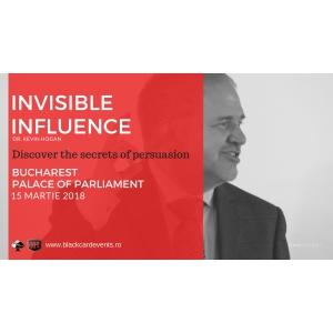 Invisible Influence e evenimentul de comunicare nonverbala si limbajul corpului, pe care nu vrei sa-l pierzi in 2018!