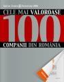"""jocuri in format digital. Anuarul ZF """"Cele mai valoroase 100 de companii din Romania"""" in format digital"""