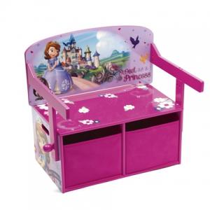 camera copilului. mobilier disney sofia intai