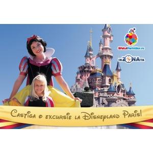 In dar de ZIUA MAMEI, InZonaTa iti ofera sansa sa castigi o excursie la Disneyland Paris!