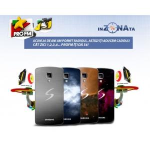 InZonaTa si PRO FM dau primele 4 telefoane SAMSUNG GALAXY S4!
