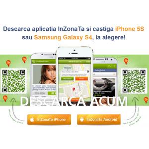 S-a lansat InZonaTa Mobil Versiunea 2 cu oferta exclusiva - bilete la film la Movieplex!
