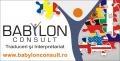 In luna septembrie Babylon Consult premiaza colaboratorii cu un ghiozdan plin cu rechizite
