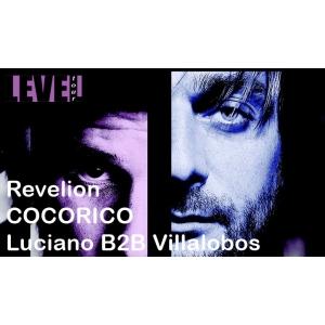 luciano. Petreceti revelionul in Italia in club Cocorico alaturi de Ricardo Villalobos b2b Luciano