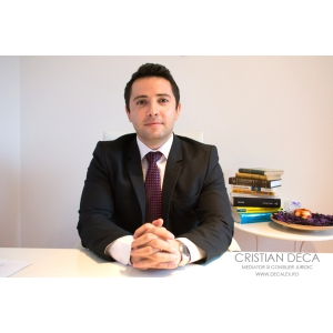 mediator bacau. Cristian Deca - Decalex Legal Solutions