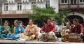 Concert de muzica indiana traditionala la Buzau