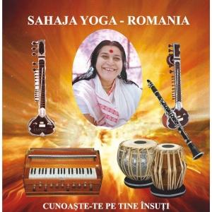 set filatelic omagial. Eveniment omagial Shri Mataji Nirmala Devi la Casa Studenţilor din Timişoara