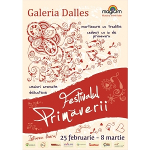 dalles. festivalul primaverii dalles