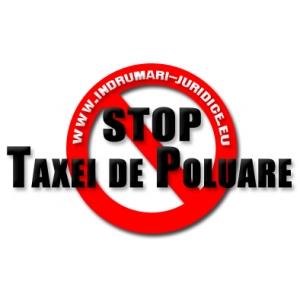contestarea. Taxa poluare, Taxa de poluare, Taxa de mediu , Taxa poluare 2012