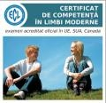 ECL Romania (European Consortium for Certification of Attainment in Modern Languages) - Certificatul de competenta lingvistica ECL pe lista Ministerului Educatiei pentru proba lingvistica la BAC!