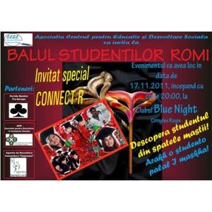 Balul studentilor romi. Balul Studentilor Romi, editia 2011