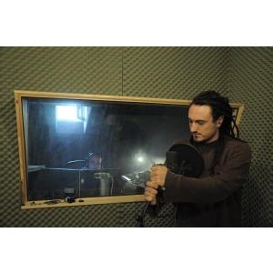 Lenin  Lenin Am ceva de zis music muzica pop. Lenin! - in studio, la inregistrarile pentru 'Am ceva de zis'
