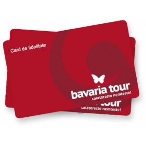Bavaria Tour ofera BONUS 100 Lei si Cardul de Fidelitate cu multe Beneficii