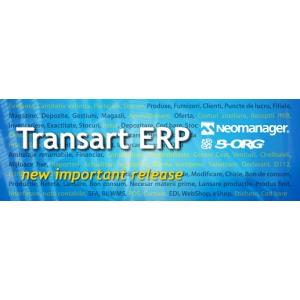 ERP Transart - cel mai semnificativ release din ultimii ani