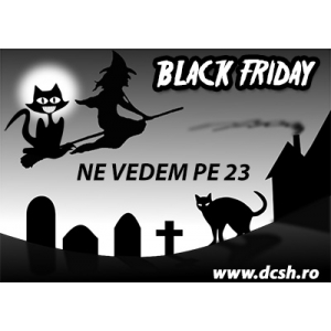 Pentru prima data in Romania, Black Friday la Depozitul de calculatoare second hand dcsh.ro !