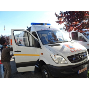 autospeciale. MIRA TELECOM a livrat patru autospeciale N.B.C.R. în valoare de 5 mil. lei pentru ISU Caraș - Severin, Hunedoara, Arad și Timiș