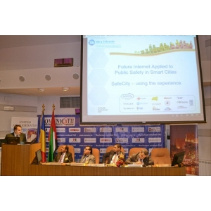 "MIRA TELECOM a prezentat importanța proiectului SafeCity la conferința ""Smart City – Future City – Connected City"""