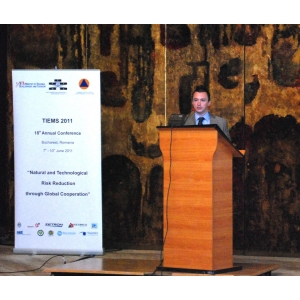 TIEMS. Dragos Basmaluta - CEO MIRA TELECOM