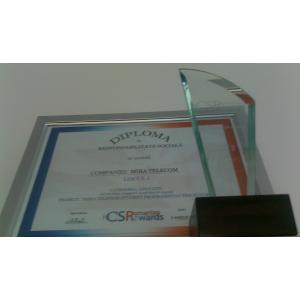 Mira Telec. MIRA TELECOM premiată pentru cel mai bun proiect de educație