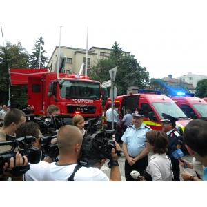 CMCC. Evenimentul de recepție - 29 iulie 2011 - sediul Consiliului Județean Timiș