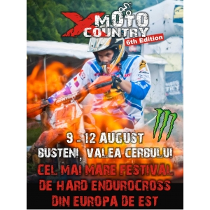 Moto  Xcountry  Busteni se pregateste de start