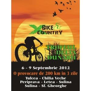 Bike Xcountry Trofeul Delta Dunarii, 06-09 Septembrie 2012