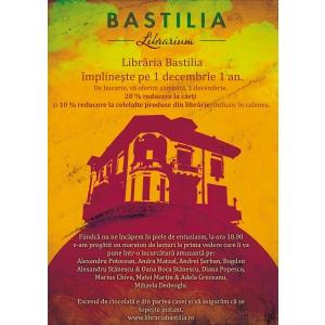 Libraria Bastilia. Ziua Librăriei Bastilia