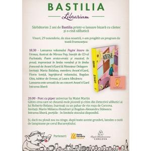 librăria bastilia - librarium. Librăria Bastilia împlinește 2 ani