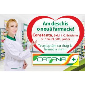 Catena a deschis o noua farmacie in Constanta