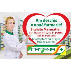 Catena a deschis o noua farmacie in Sighetu Marmatiei