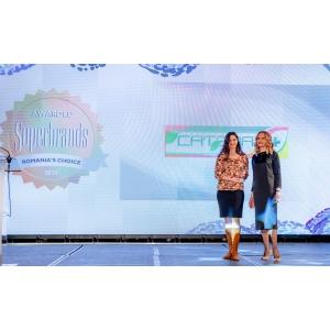 Catena a fost desemnată, din nou, un Superbrand al României