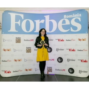 Gabriela Dinu, specialist marketing Catena
