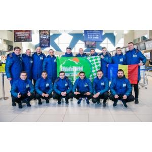 Catena Racing Team atacă o nouă competiție europeană de fotbal la Milano