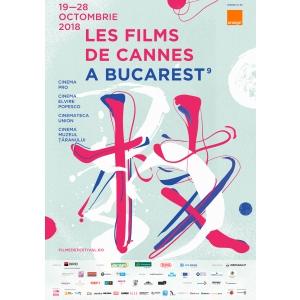 CATENA susține Les Films de Cannes à Bucarest IX, 2018