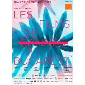 CATENA susţine Les Films de Cannes à Bucarest X, 2019