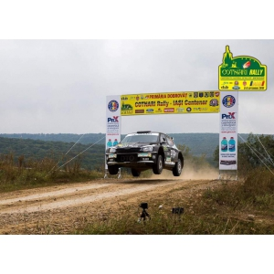 5 podiumuri pentru DTO Tellur Rally Team la Rally Iaşi
