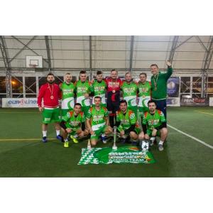 Echipa de fotbal Catena Racing Team a câștigat Cupa Companiilor 2019!