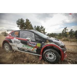 Echipa DTO Rally Team, susţinută de Catena, este vicecampioană naţională!