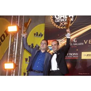 Valentin Porcișteanu și Dan Dobre sunt vicecampioni naționali în clasamentul general (credit foto: RallyZoom.ro)