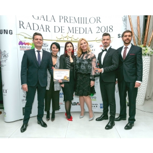 Eficiență și creativitate răsplătite: Tonica Group, premiată la Gala Radar de Media 2018